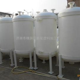 真空计量罐-高位槽-酸碱槽直接到济南新星制作加工,省钱
