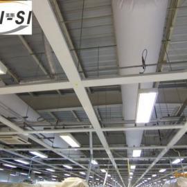 纤维织物风管系统的优点