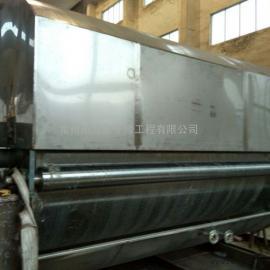 导热油型滚筒刮板干燥设备价格