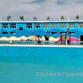 水上乐园游泳池用高附着力泳池环氧防水漆环保型游泳池防水漆