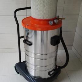 气动工业吸尘器 防爆车间用气动吸尘器化工厂气源式吸尘器