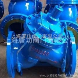 唐功JD745X多功能水泵控制阀 节能隔膜式多功能水泵控