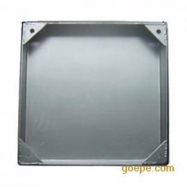 下沉式铺装井盖 不锈钢铺装井盖 方形不锈钢井盖 不锈钢井盖
