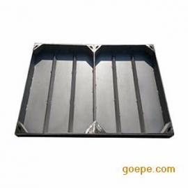 不锈钢井盖双开 铺装井盖 复合井盖 井盖厂家 不锈钢井盖定制
