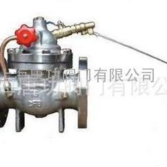 上海唐功遥控浮球阀 100X遥控浮球阀 不锈钢遥控浮球阀