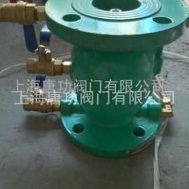 唐功 LHS743X-10/16P不锈钢低阻力倒流防止器