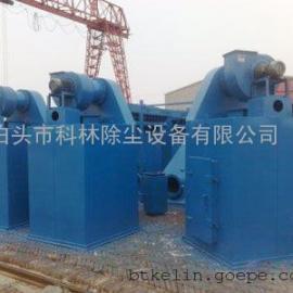 HD型袋式除尘器、水泥厂库顶库底皮带输送专用除尘器