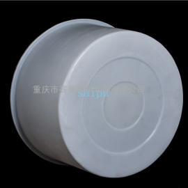 重庆PE圆桶 1立方塑料腌制桶 1T大圆桶 养鱼圆桶