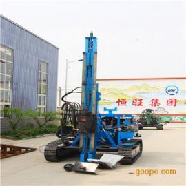 HWZG-600L 360度可旋转液压锤打桩机