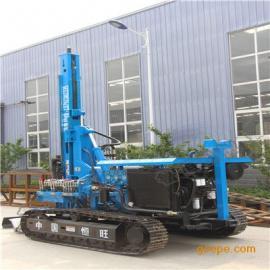 HZY-300L全液压光伏桩机液压履带打桩机