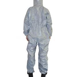 美国杜邦F级化学防护服 防酸碱 防辐射 防强酸防护服