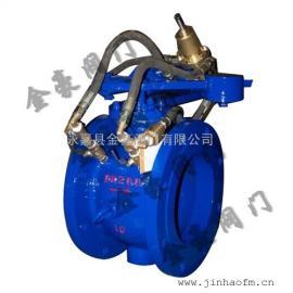 液力自动控制阀、电动控制阀