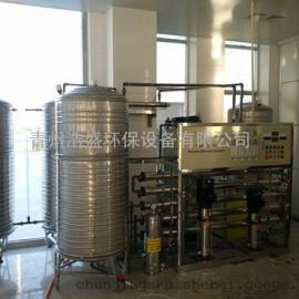 河北地区桶装水厂生产灌装专用水处理反渗透设备