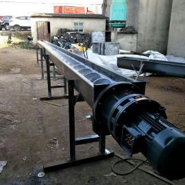 WLS型不锈钢螺旋输送机价格