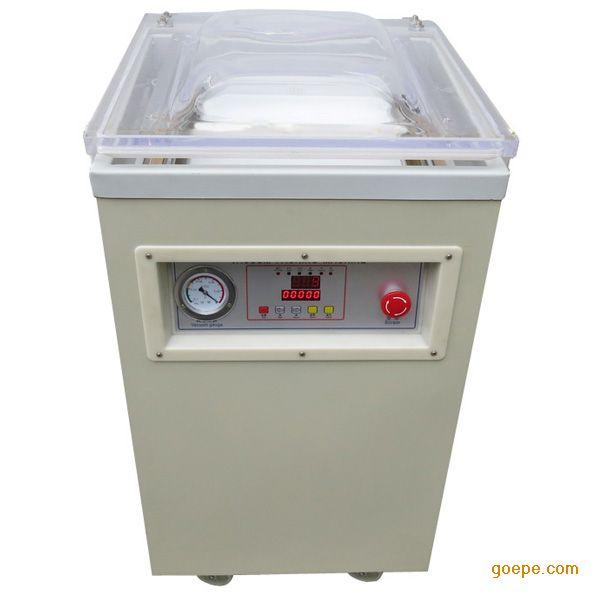 上海厂家直销内抽单式食品真空包装机