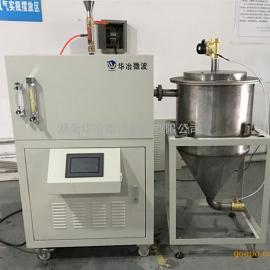 微波石墨烯膨化炉/HY-PH9010/氧化石墨烯/出口日本