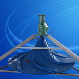 山东玻璃钢叶轮立式搅拌机 实体厂家 品质保证