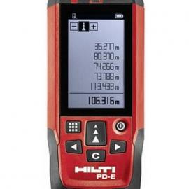 HILTI喜利得PD-E手持式激光测距仪 200米测距仪