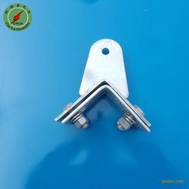 热镀锌塔用紧固件转角紧固夹具