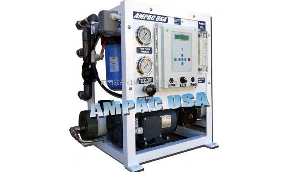 AMPAC日产3吨-300吨船用海水淡化设备净水设备