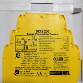 SD32/SD32X信号浪涌保护器英国MTL