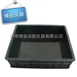 加厚塑料混凝土大板喷射混凝土试模 试模