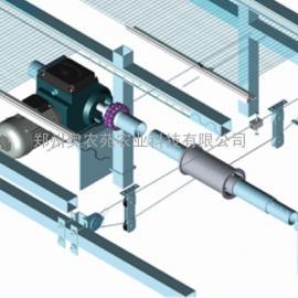温室钢缆电动内外遮阳系统设计安装