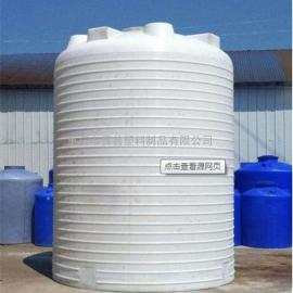 30吨工程蓄水箱 重庆加厚版塑料水槽 聚乙烯水塔专卖店
