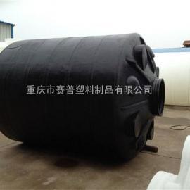 供应四川塑料防腐储罐 成都工厂PE30吨化工液体储存罐