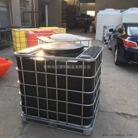 白水县1吨化工吨桶IBC集装桶油漆包装桶生产厂家
