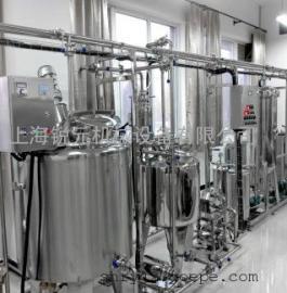 供应中小式果汁饮料生产线PLC自控