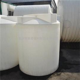 污水处理用2T盐酸溶药箱 2吨碱溶药箱 2方阻垢剂计量箱