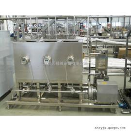 全套实验型橄榄果汁饮料生产线加工设备