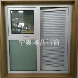 阳江隔音窗安装