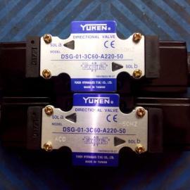 yuken油研DSG-01-2B3-A220-50瑶佐机电