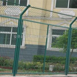 护栏网|双边丝护栏网|蜂巢双边丝护栏网安装