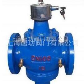 唐功ZL47F-25C铸钢自力式流量控制阀 铸钢阀门
