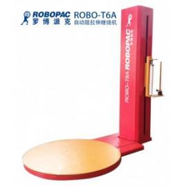 深圳自动预拉伸缠绕膜包装机|广州托盘缠绕膜打包机
