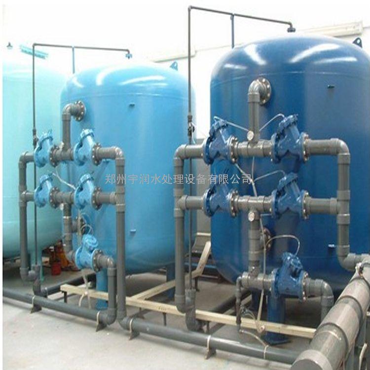 誉润 郑州除铁锰设备 河南井水除铁锰设备厂家