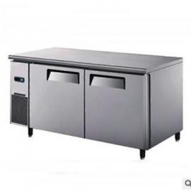 银都二门冰箱YPL9123 银都平冷操作台冷柜 操作台冰箱