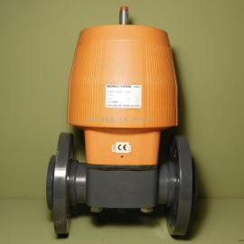 +GF+605隔膜阀
