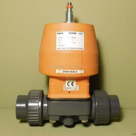 +GF+DIASTAR 10气动隔膜阀