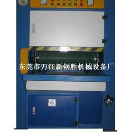 金属平板拉丝机-砂带拉丝机-自动打磨机CS-Z360