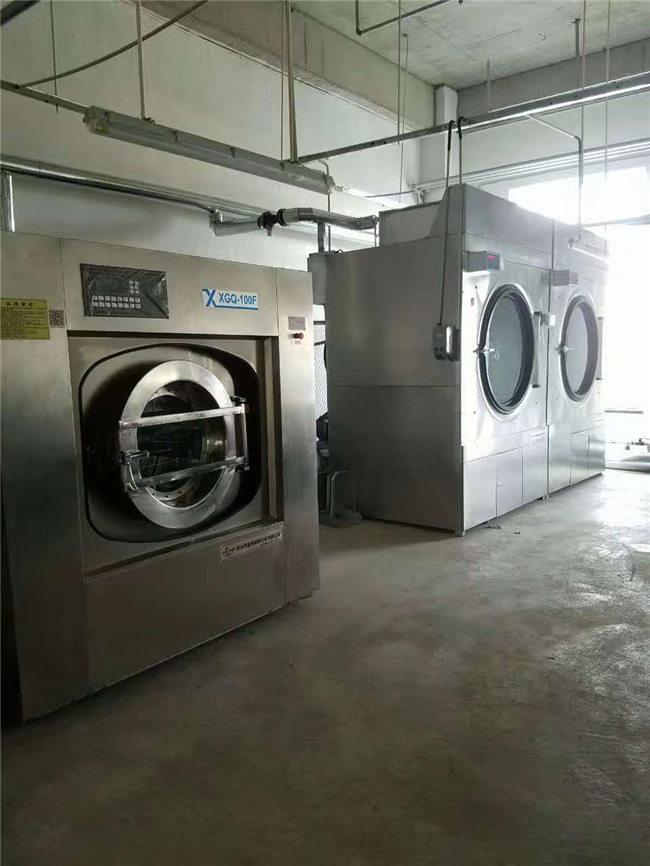 大型宾馆洗衣机烘干机的价格