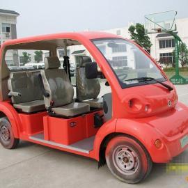 丽江4座电动观光车厂家 旅游观光车4座批量发售