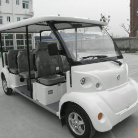 洛阳8座四轮电动车 景区旅游观景8座电动观光车