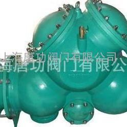 唐功LHS745X-10Q低阻力倒流防止器 大口径倒流