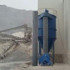 矿山破碎机除尘器