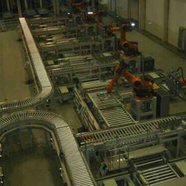 智能物流仓储系统 自动化控制系统