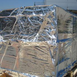 苏州南通大型立体抽真空铝箔袋铝塑袋配套电器柜木箱